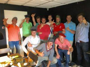 record gezet in de Escaperoom van de zeetoren